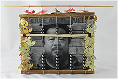 WeiWei Abacus Collage
